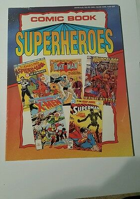 Comic book superheroes ,1994 comic book guide and introduction