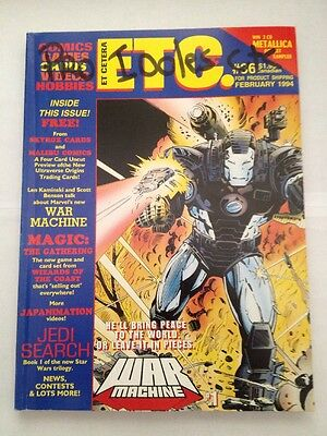 et cetera # 36 , 1994 for product shipping