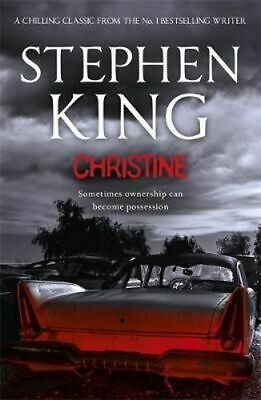 NEW Christine By Stephen King Paperback Free Shipping