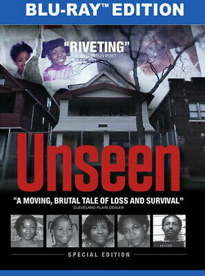Unseen [New Blu-ray] Manufactured On Demand, Special Edition, Ac-3/Dolby Digit