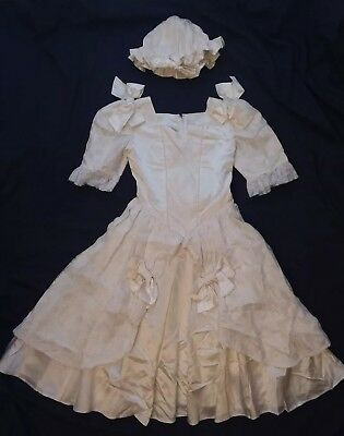 Girls Marie Antoinette 18th Century Rococo Baroque Dress Gown Chasing Fireflies