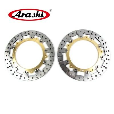For BMW R 1150 GS (Brembo caliper) 2002 2003 2004 Brake System Front Disc Rotors