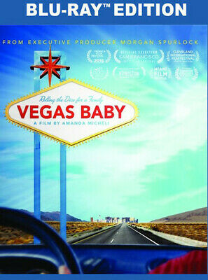 Vegas Baby [New Blu-ray] Manufactured On Demand, Ac-3/Dolby Digital