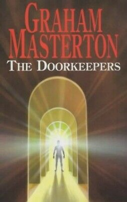 The Doorkeepers by Masterton, Graham Hardback Book The Cheap Fast Free Post