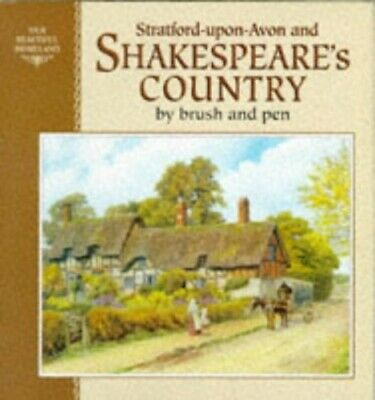 Shakespeare's Country (Beautiful Homeland) Hardback Book The Cheap Fast Free