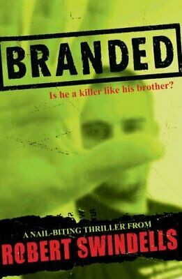 Branded (Puffin Teenage Books) by Swindells, Robert Paperback Book The Cheap