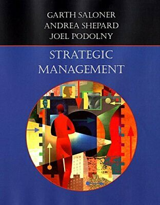 Strategic Management by Podolny, Joel Hardback Book The Cheap Fast Free Post