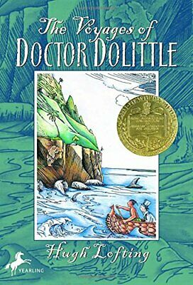 The Voyages of Doctor Dolittle by Lofting, Hugh Book The Cheap Fast Free Post