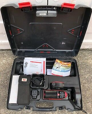 "LEICA Disto D810 Touch Advanced Laser Distance Meter Kit ""Good Shape"""