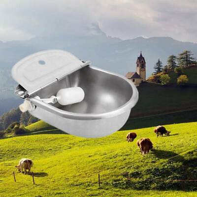 Automatic Stainless Water Waterer Stock For Horse Cattle Goat Sheep Dog Farm Pot