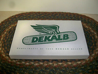 Compliments of your Dekalb Dealer-Paring Knife-Notebook in Original Box