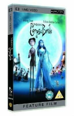 Corpse Bride [UMD Mini for PSP] DVD