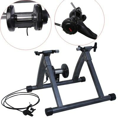 Magnetic Exercise 5 levels of Resistance Indoor Bicycle Bike Trainer Stand