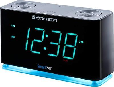 Alarm Clock Radio with Bluetooth Speaker Charging Station  Chargers for phone