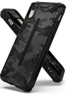 Apple iPhone XR Case, Ringke [Dual-X] [Camo Eddition] Dual Layer Drop Protection