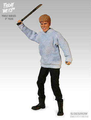 FRIDAY 13th PAMELA VOORHEES ltd 4000 figura 30cm Sideshow