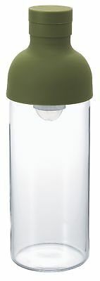 Hario Cold Brew Filter in Bottle, Red, 7.5x7.3x21 cm
