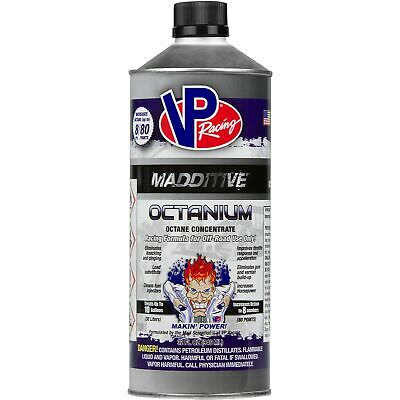 VP Racing Madditive Octanium Premium Petrol Octane Booster For Off Road/Racing