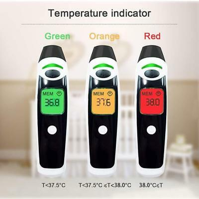 NEW For Baby Children FDA Ear and Forehead Infrared Digital Medical Thermometers