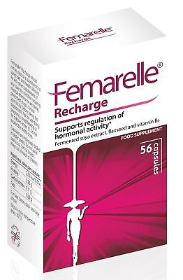 Femarelle Recharge - Supports Regulation of Hormonal Activity x 56 Caps