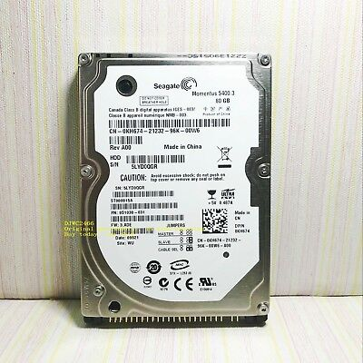 "Seagate Momentus 5400.3 80GB Internal 5400RPM 2.5"" (ST980815A) Notebook IDE HDD"