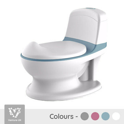 Pote Plus - My First WC Potty - Blue