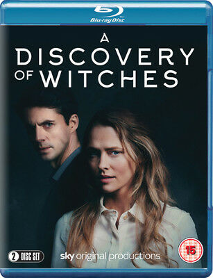 A Discovery of Witches DVD (2018) Matthew Goode ***NEW***