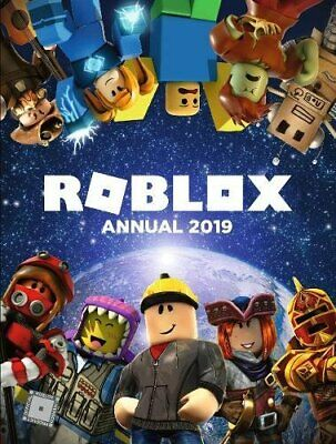 Roblox Annual 2019 by UK, Egmont Publishing Book The Cheap Fast Free Post