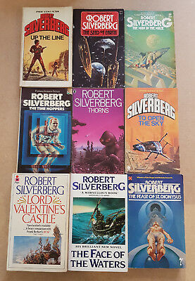 up the line silverberg robert