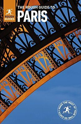 The Rough Guide to Paris (Travel Guide) (Rough Guides) by Samantha Cook Book The