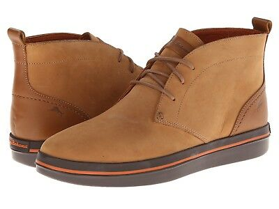 efc5c514d18b TOMMY BAHAMA BROWN Relaxology Riker Chukka Boots - Size 11D- NEW ...