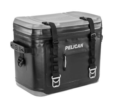PELICAN PRODUCTS, INC SOFT-SC24-BLK Soft Coolers 24 Can Black