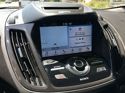FORD LINCOLN MYFORD Touch Sync 3 Navigation Radio Recess Touch
