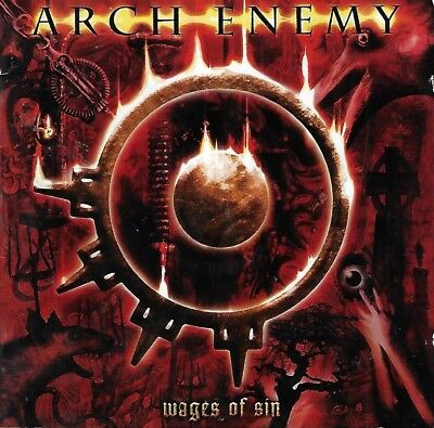 Wages of Sin by Arch Enemy (CD, 2002, 2 Discs, Century Media)