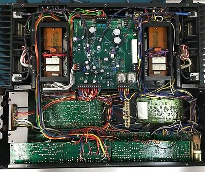 Pioneer SX-1980 Power Supply Replacement KIT forAWR-154 PCB with all new parts!