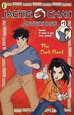 Jackie Chan Adventures: The Dark Hand by Puffin Books Paperback Book The Cheap