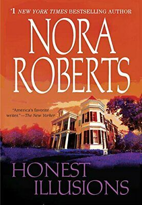 Honest Illusions by Roberts, Nora Book The Cheap Fast Free Post