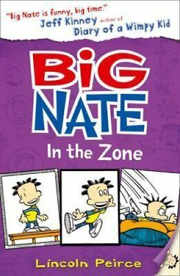 Big Nate in the Zone by Lincoln Peirce 9780007562091 (Paperback, 2014)