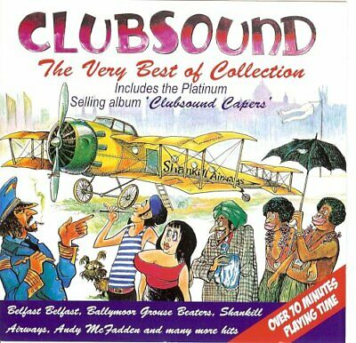 Clubsound - Very Best Of - Clubsound CD 3AVG The Cheap Fast Free Post The Cheap