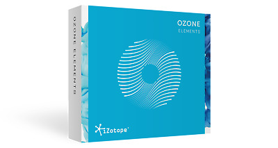 iZotope OZONE 8 Elements Plugin (VST/AAX/AU) License Key Instant eDelivery