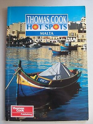 Thomas Cook Hot Spots MALTA PB1999 **GC**