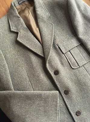 Classic '50s Country-Gentleman Tweed Sports Coat - Made in England - NOS - RARE!