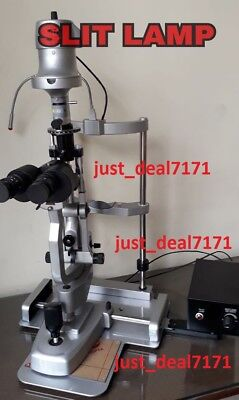 Ophthalmology HAAG-STREIT 2 Step  Slit Lamp  APPROVED BY DR