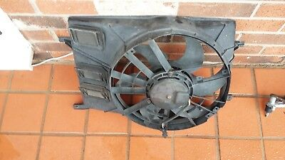 saab 900 ng radiator fan