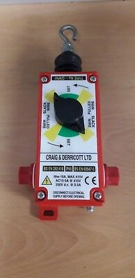 Craig and Derricott GWN1 Universal Grabwire Switch - New and Unused