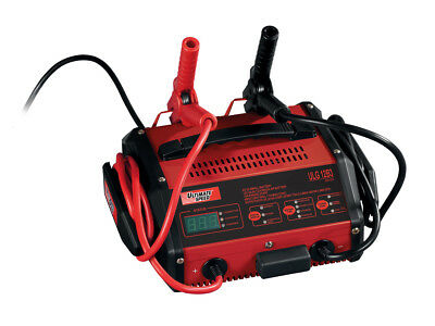 Battery Charger with Jump Start Function Car Motor ULTIMATE SPEED (12V or 6V