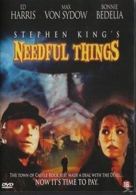 Needful Things [DVD] [1993] -  CD 4CVG The Fast Free Shipping