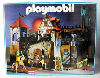 Playmobil Spare Parts VINTAGE CASTLE 3450 3665 3666 3667 3888 7144 knights