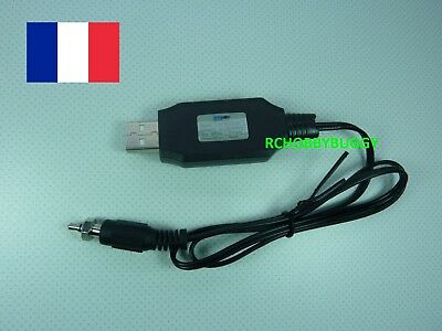 Chargeur soquet chauffe bougie starter Glow USB Charger RC