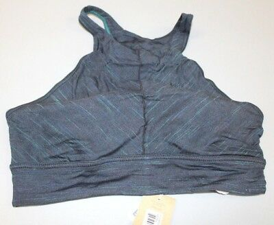 b3bb3a1cec PrAna Women s Racerback Itzel Sports Bra SD8 Highland Green Large NWT